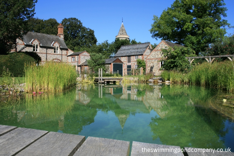Projects The Swimming Pond Company Ltd