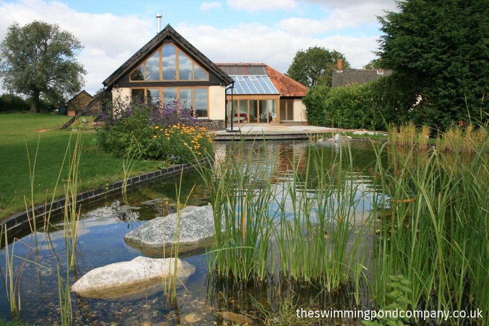Wymondham Norfolk The Swimming Pond Company Ltd